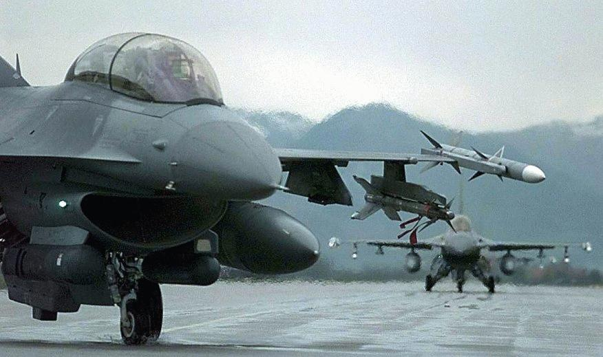 Air Force Blasts GD for F-16 Production Woes | Mike's Digital ClipBook