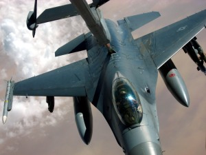 U.S. defense industry officials are counting on another major factor to help them sell to Poland, Hungary and the Czech Republic - the importance the three countries place on integrating their air forces with those of NATO allies.