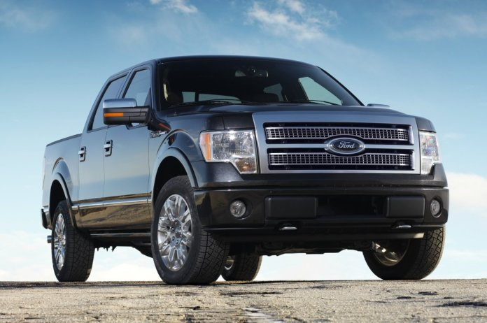 Texans bought more than 621,000 light trucks in 1997, tops in the nation. Photo: Ford Motor Co.