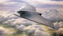 Such a plane would be highly maneuverable, less expensive than manned aircraft and capable of delivering high-tech weapons in even the most dangerous conditions. Rendering of Teranis from BAE Systems. Rendering of Teranis from BAE Systems.