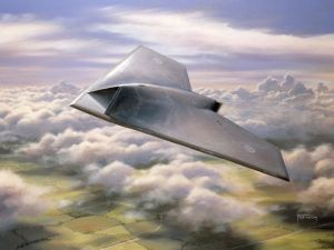 Such a plane would be highly maneuverable, less expensive than manned aircraft and capable of delivering high-tech weapons in even the most dangerous conditions. Rendering of Teranis from BAE Systems.