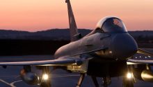 Britain has ordered 232 Eurofighters, Germany 180, Italy 121 and Spain 87. With 620 planes, the Eurofighter has the largest number of orders for any fighter in development. That can only help sell the fighter in countries that might question the cost predictions on a plane that now flies only as a prototype.